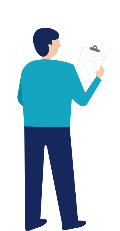 Illustration of a Contractor